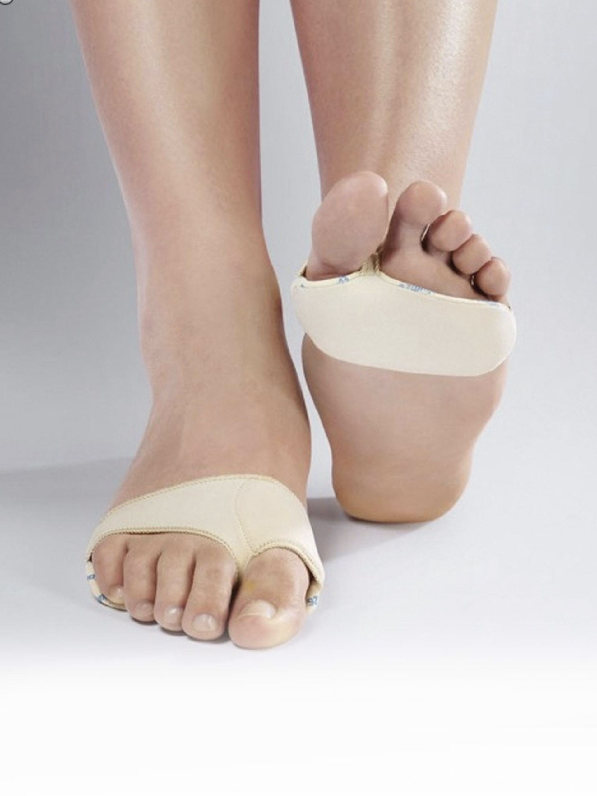 Ease Bunion And Ball Of Foot Pain